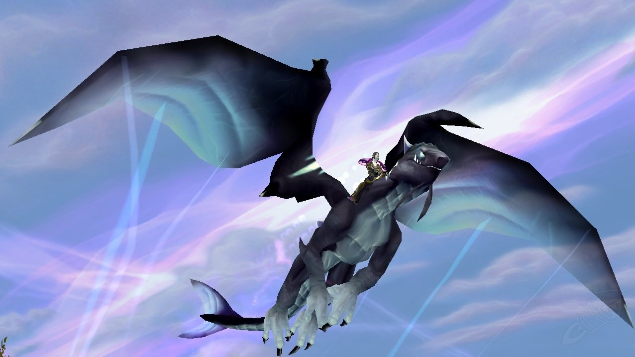 Why World of Warcraft made me love dragons